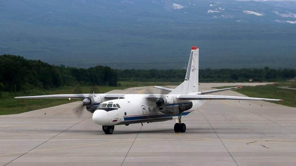 Пассажирский самолет пропал с радаров на Камчатке