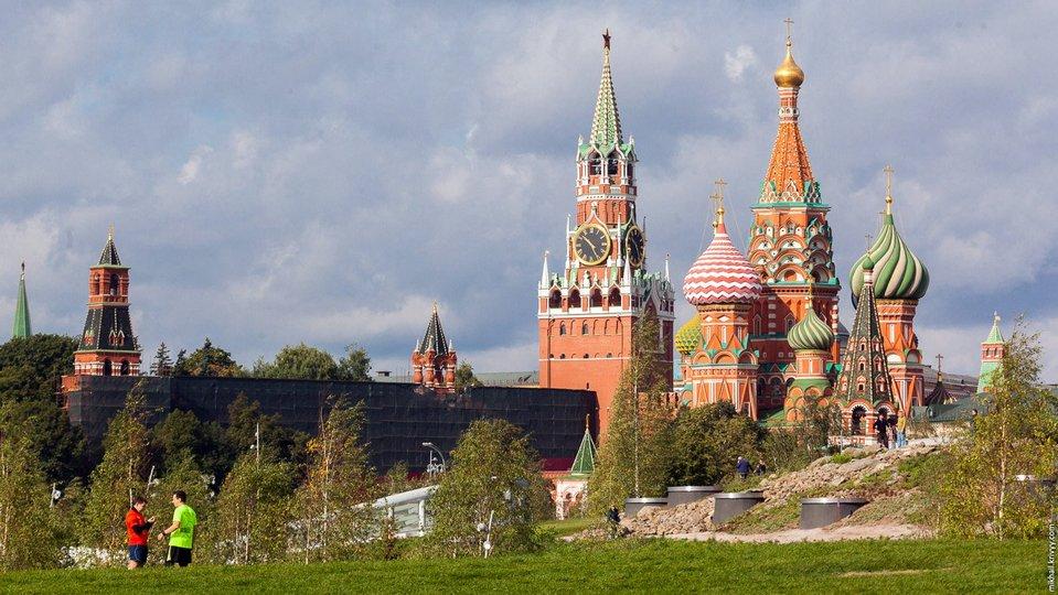 Москве пообещали дожди и грозы