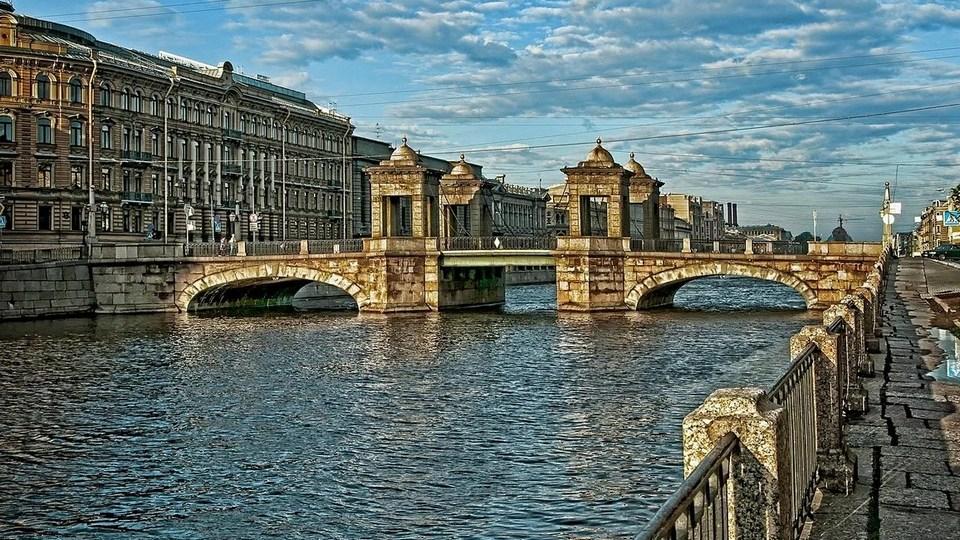 Половину мужского туловища выловили в Фонтанке в Петербурге