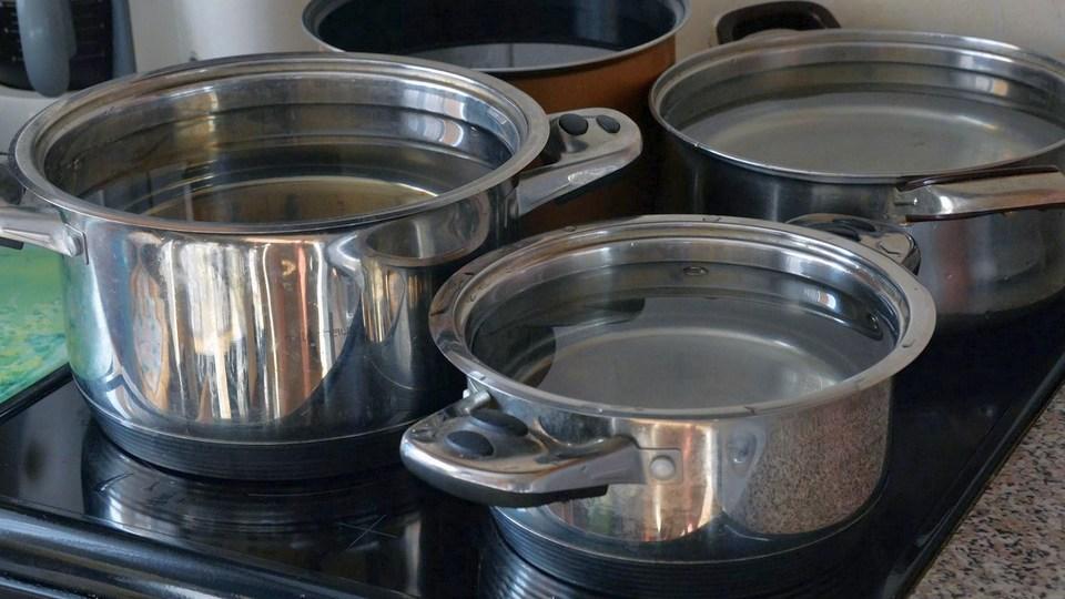 Большая часть Красногорского района останется без горячей воды на 6 дней