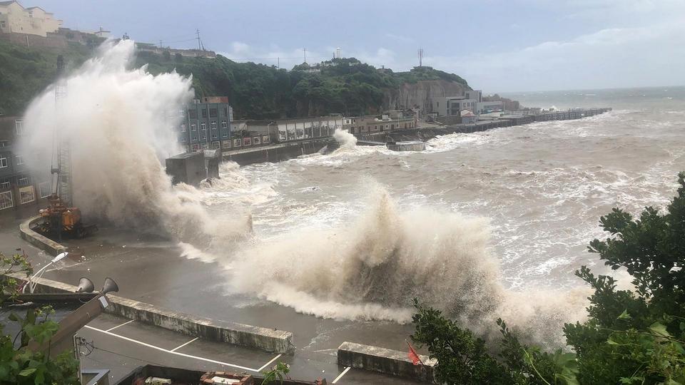 МЧС заявило об угрозе тайфуна на Дальнем Востоке