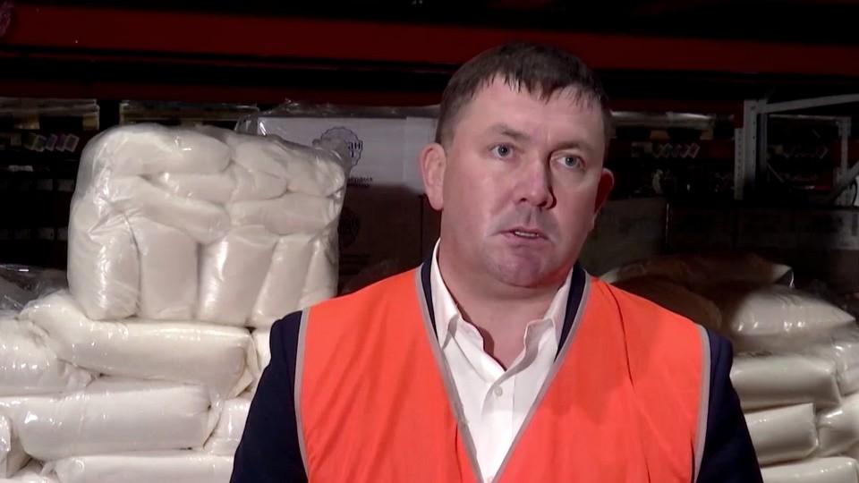 По поручению губернатора правительство Свердловской области взяло под контроль ситуацию с обеспечением региона сахаром