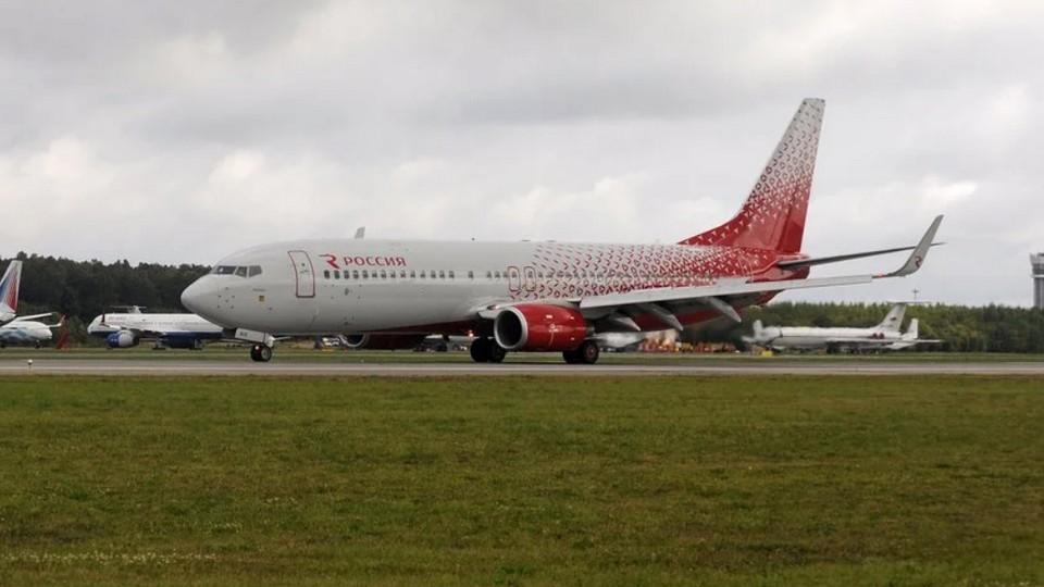 Самолет, выполнявший рейс по маршруту Екатеринбург — Москва, экстренно сел в Казани
