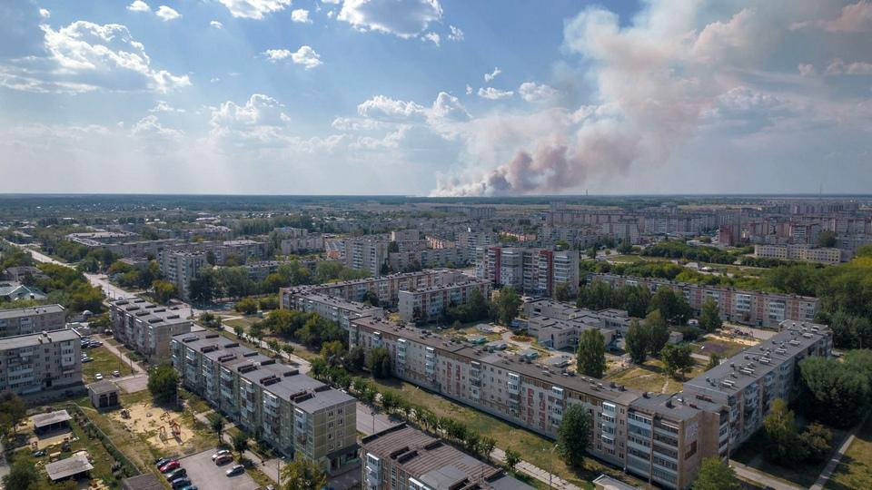 Синоптики прогнозируют долгожданный дождь в Каменске-Уральском