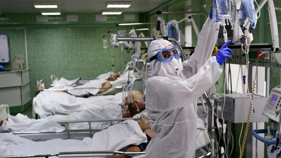 За сутки от коронавируса в Свердловской области умерли 32 человека