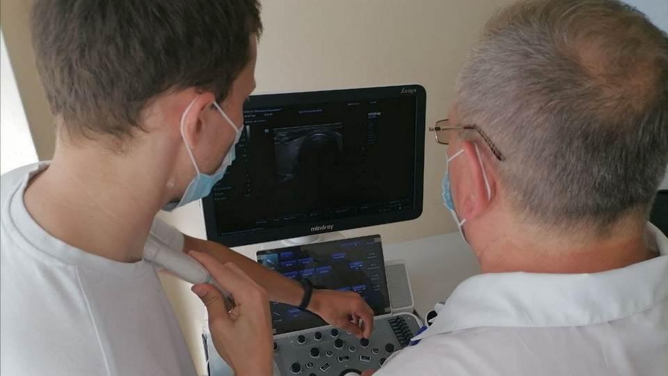 Городская больница Каменска-Уральского получила новейшее диагностическое оборудование