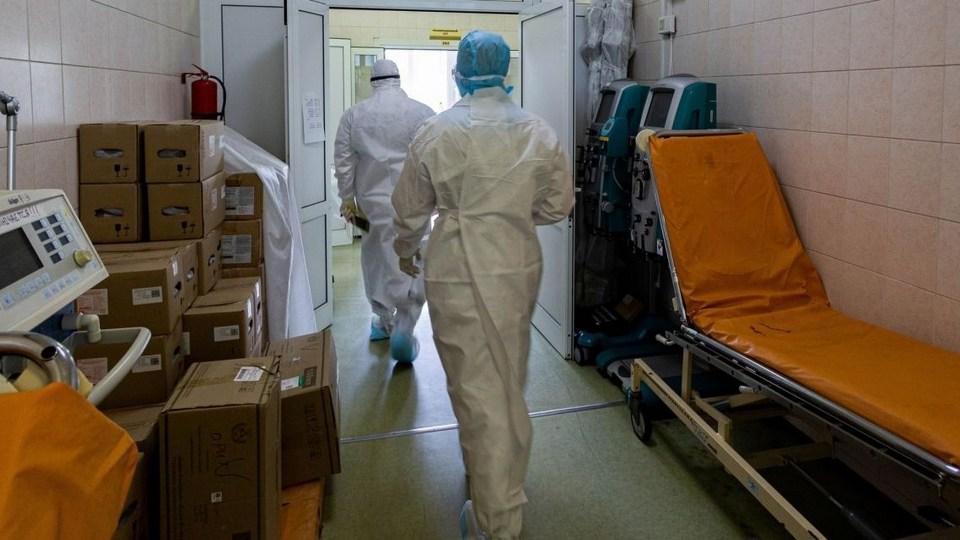 Креков рассказал о ситуации с коронавирусом в Свердловской области