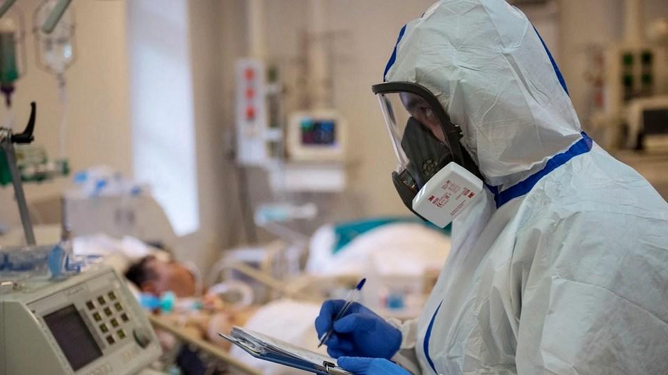 Свердловская область продолжает бить антирекорды по коронавирусу