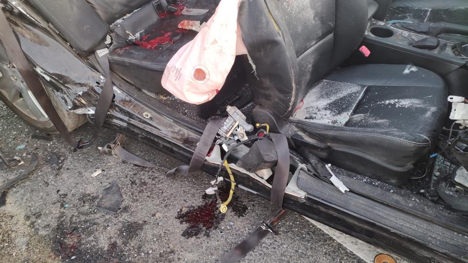 Два человека погибли в ДТП под Каменском-Уральским