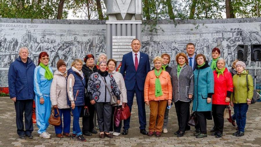 Подвиг синарских трубников в годы Великой Отечественной войны будет увековечен в мемориале