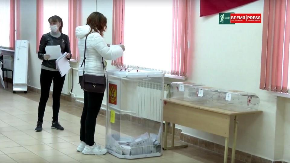 Предварительные результаты голосования на выборах в Госдуму и Законодательное собрание по Свердловской области