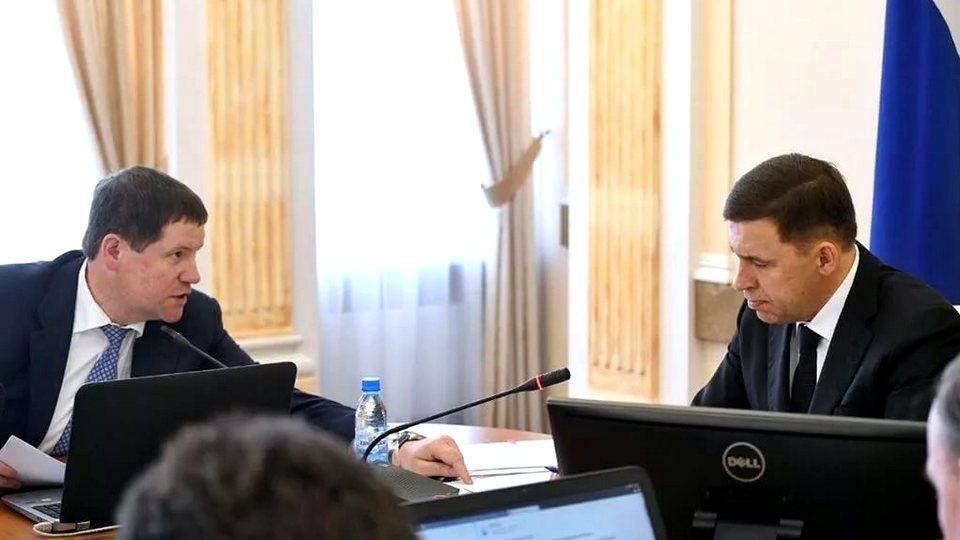 Судьба вице-губернатора Свердловской области Бидонько решится к концу недели