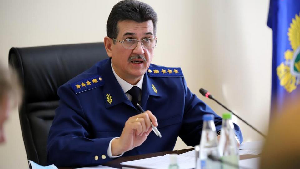 Заместитель генпрокурора России Сергей Зайцев проведет прием граждан в Екатеринбурге