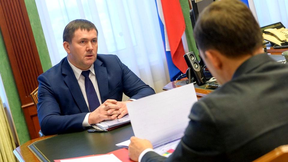 Алексей Шмыков назначен первым заместителем губернатора Свердловской области
