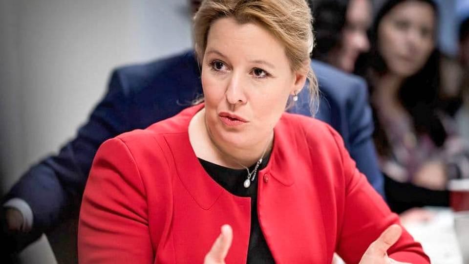 Мэром Берлина впервые стала женщина