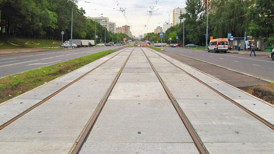 В Екатеринбурге планируют провести новую трамвайную линию