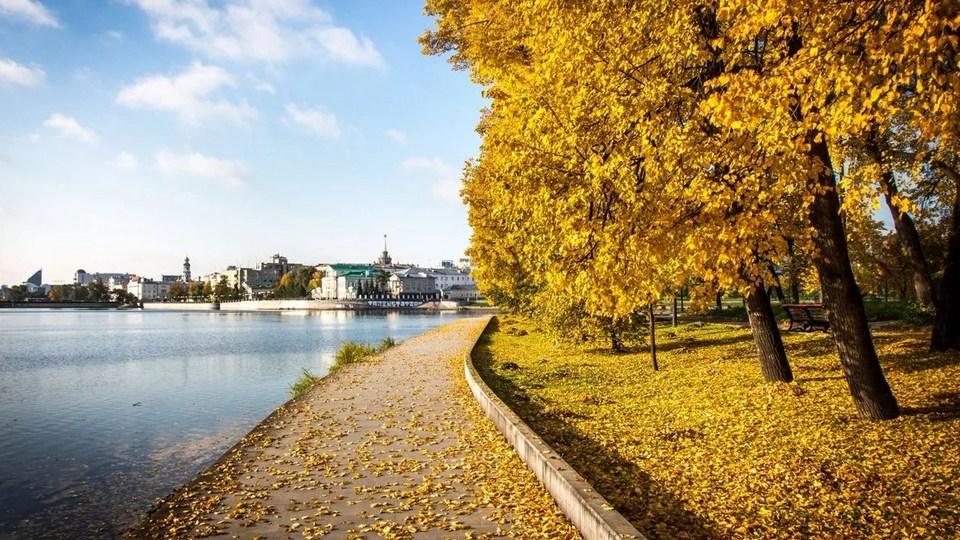 Жителям Свердловской области пообещали потепление в сентябре