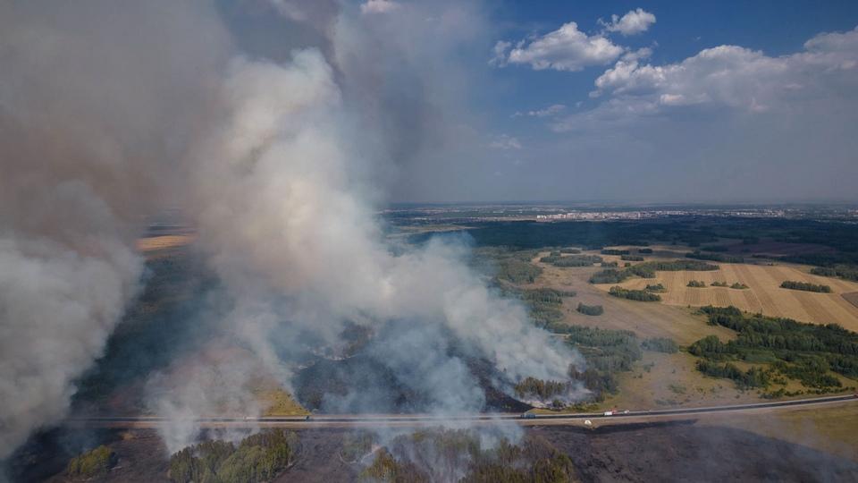 Жители Екатеринбурга и Каменска-Уральского задыхаются от смога