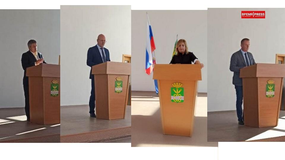 Второй этап конкурса по отбору кандидатур на должность главы КГО определил финалистов