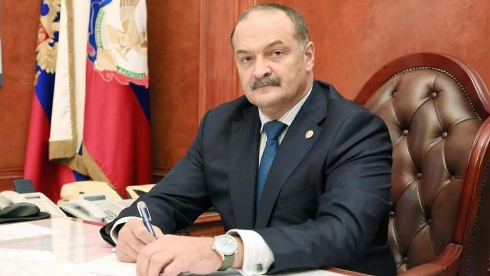 Сергей Меликов официально избран на пост главы Дагестана