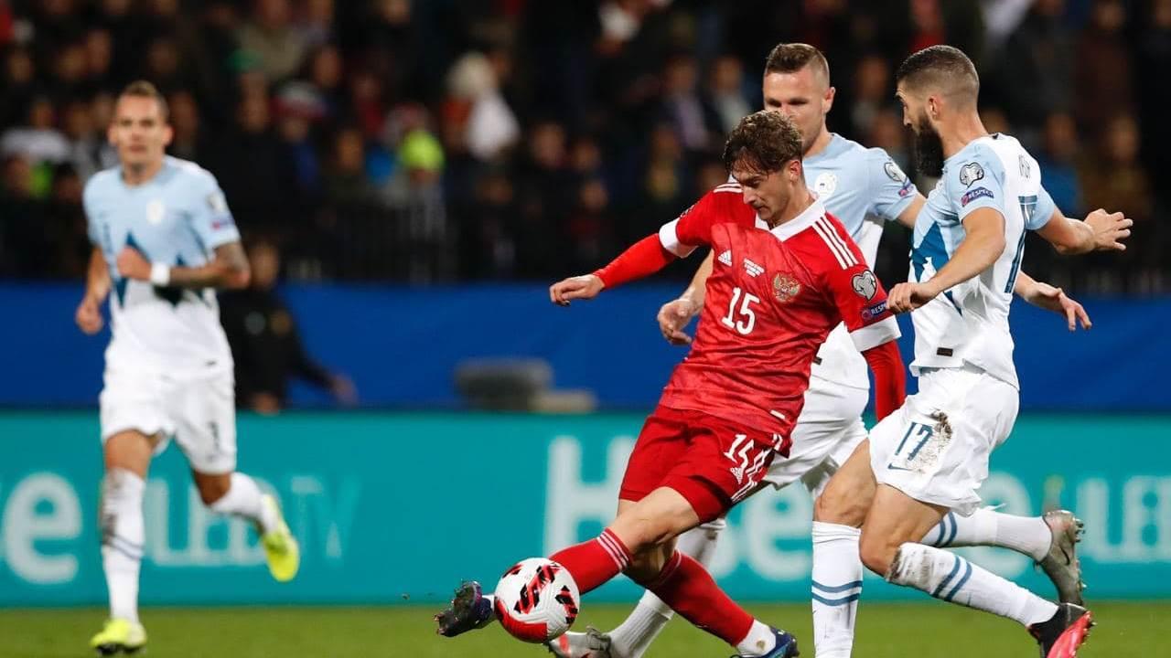 Контракт с Карпиным продлят после выхода сборной в стыковые матчи отбора ЧМ-2022