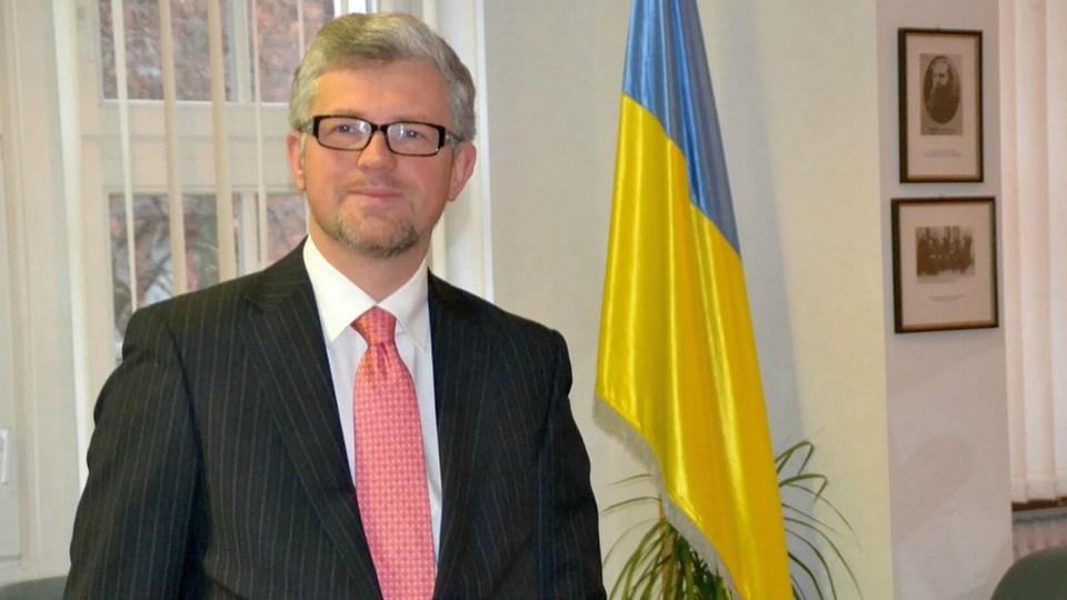 """Украинский посол припомнил Германии """"темное прошлое"""" и потребовал помощи со вступлением в НАТО и ЕС"""
