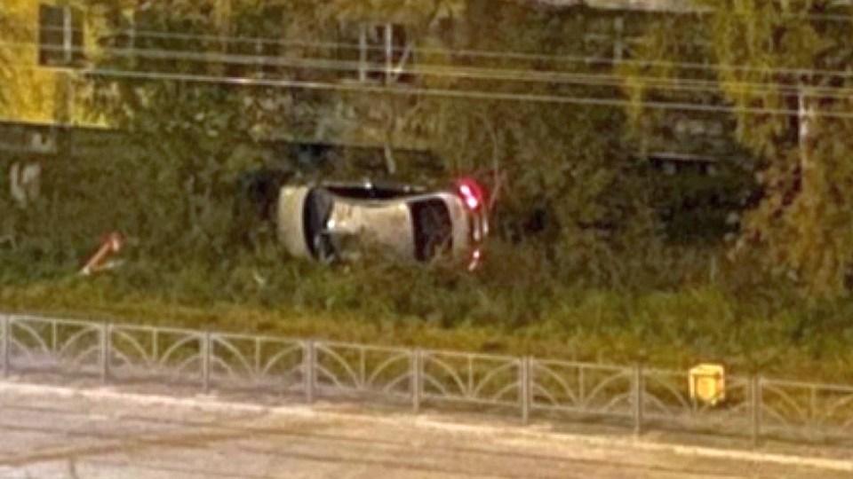 Пьяный водитель устроил ДТП в Екатеринбурге